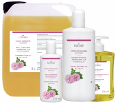 Aroma Massageöl Wildrose