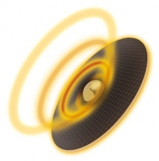 Phiten Titan Ban (Power Tape mit Titankugel)