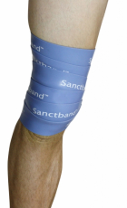 Sanctband Flossband Anwendung